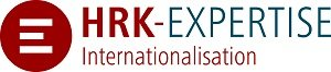 Logo of HRK Expertise Internationalisierung