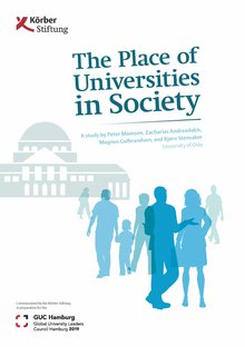 "Studie ""The Place of Universities in Society"""