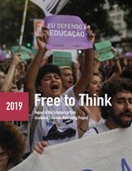 Free to Think Report 2019