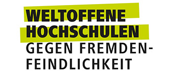 Logo Weltoffene Hochschule